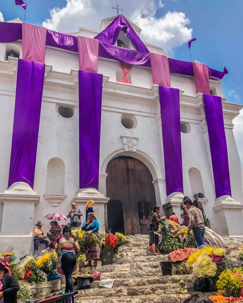 chichicastenango church lake atitlan things to do