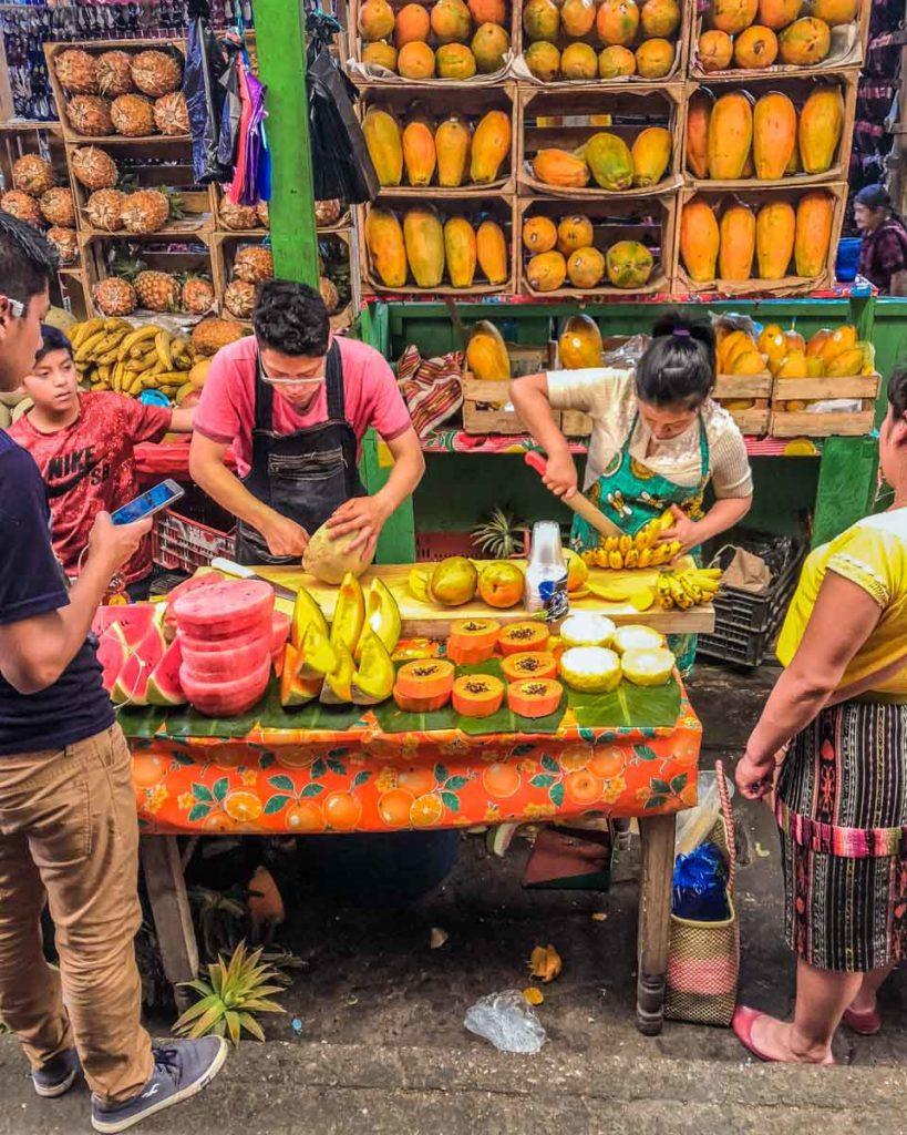 chichicastenango market things to do at lake atitlan