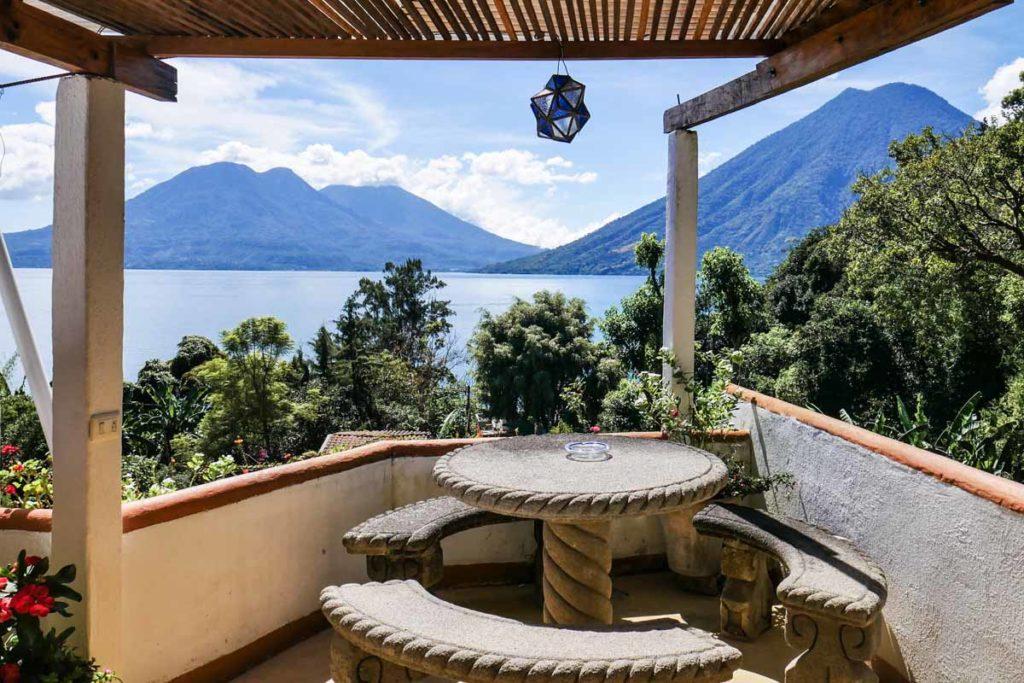 lush lake atitlan hotels san marcos la laguna