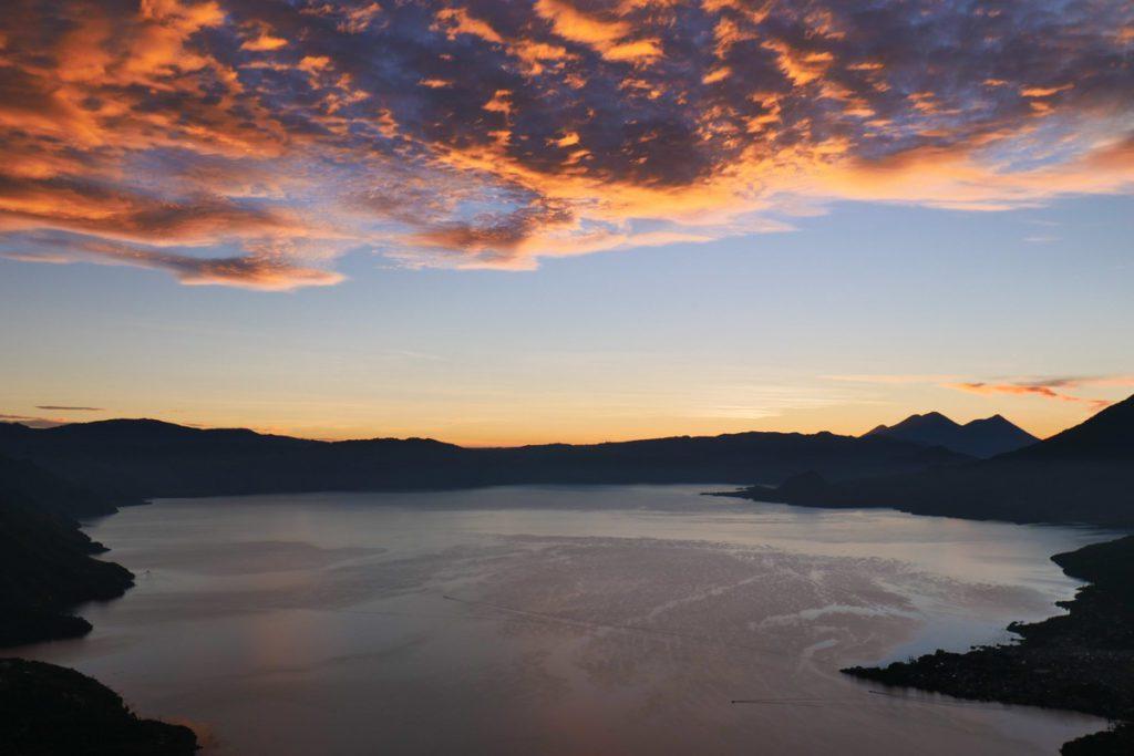 mayans nose sunrise view lake atitlan tour