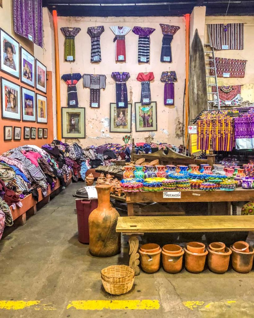 nim pot antigua artisan market