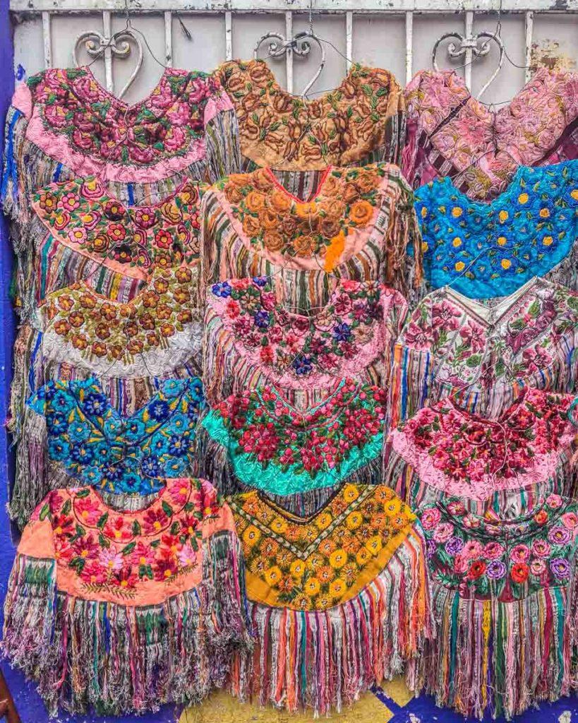 panajachel artisan work guatemala