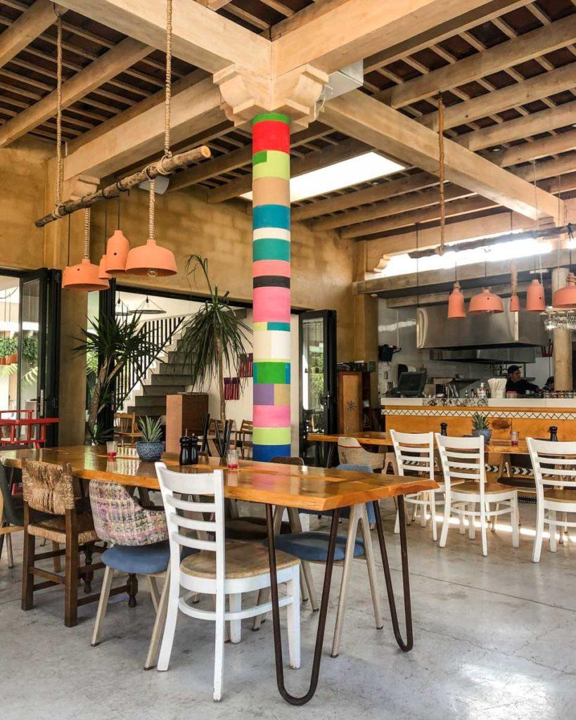 restaurants in antigua