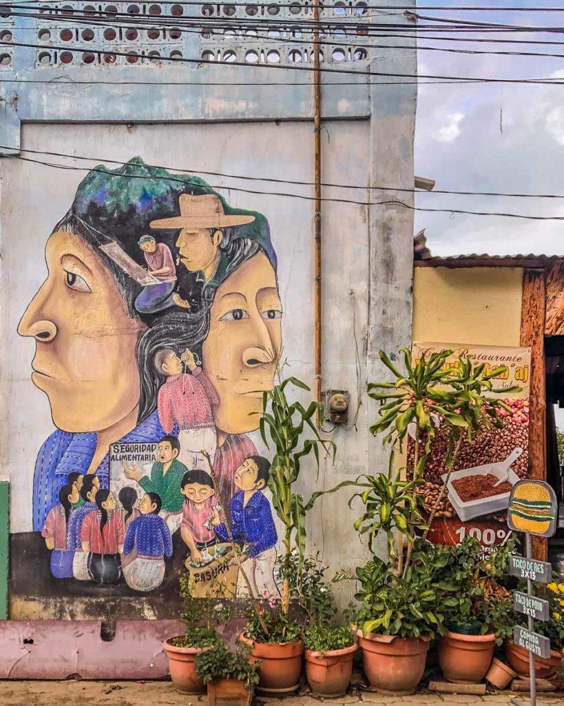 san juan la laguna street art guatemala