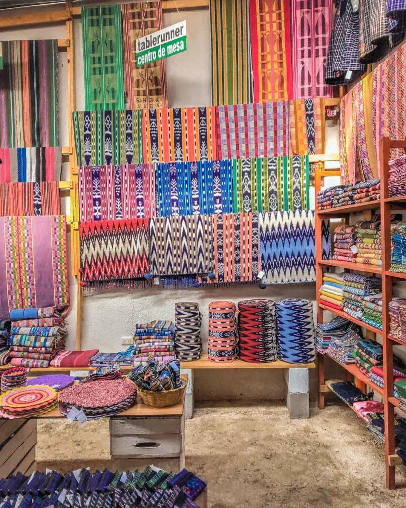san juan la laguna textiles guatemala