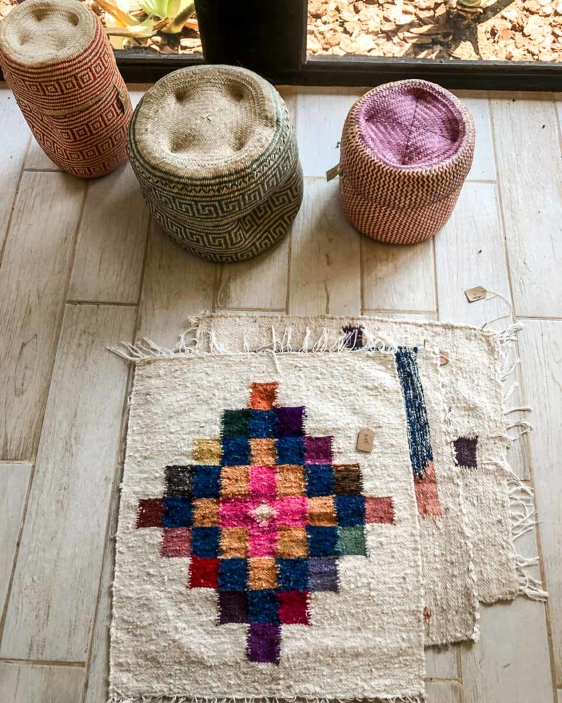 textile workshop in guatemala