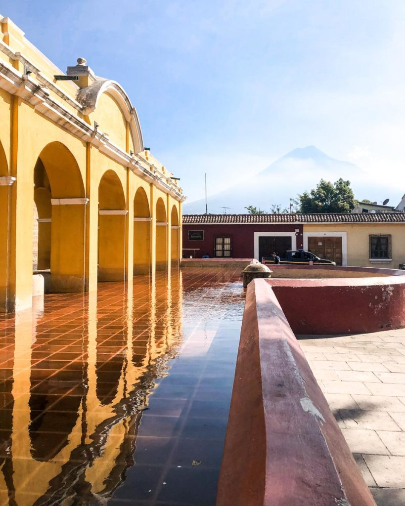what to do in antigua guatemala historic sites