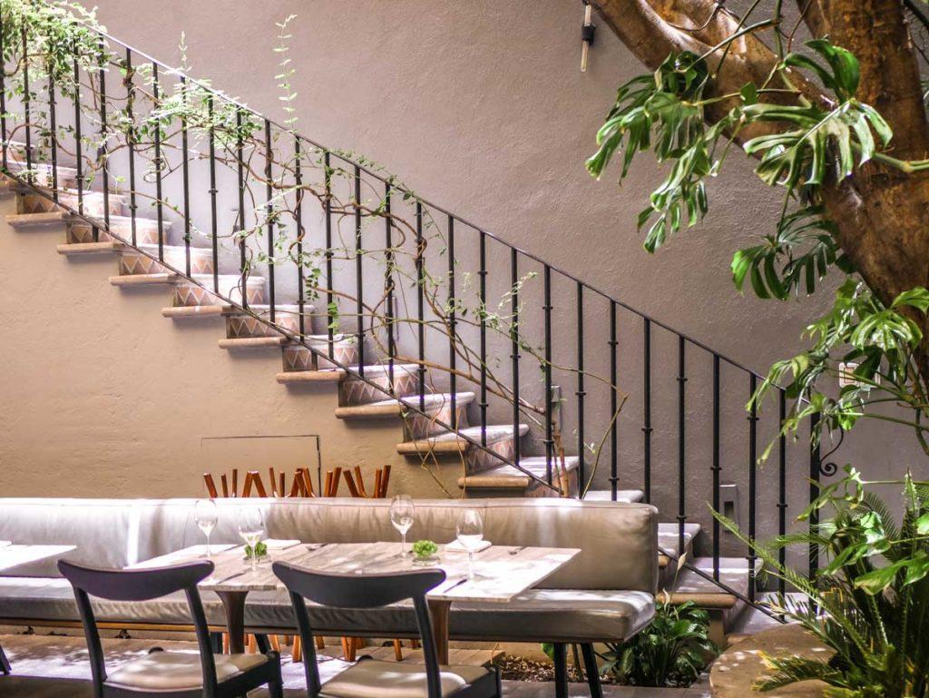 best hotel in san miguel de allende restaurant