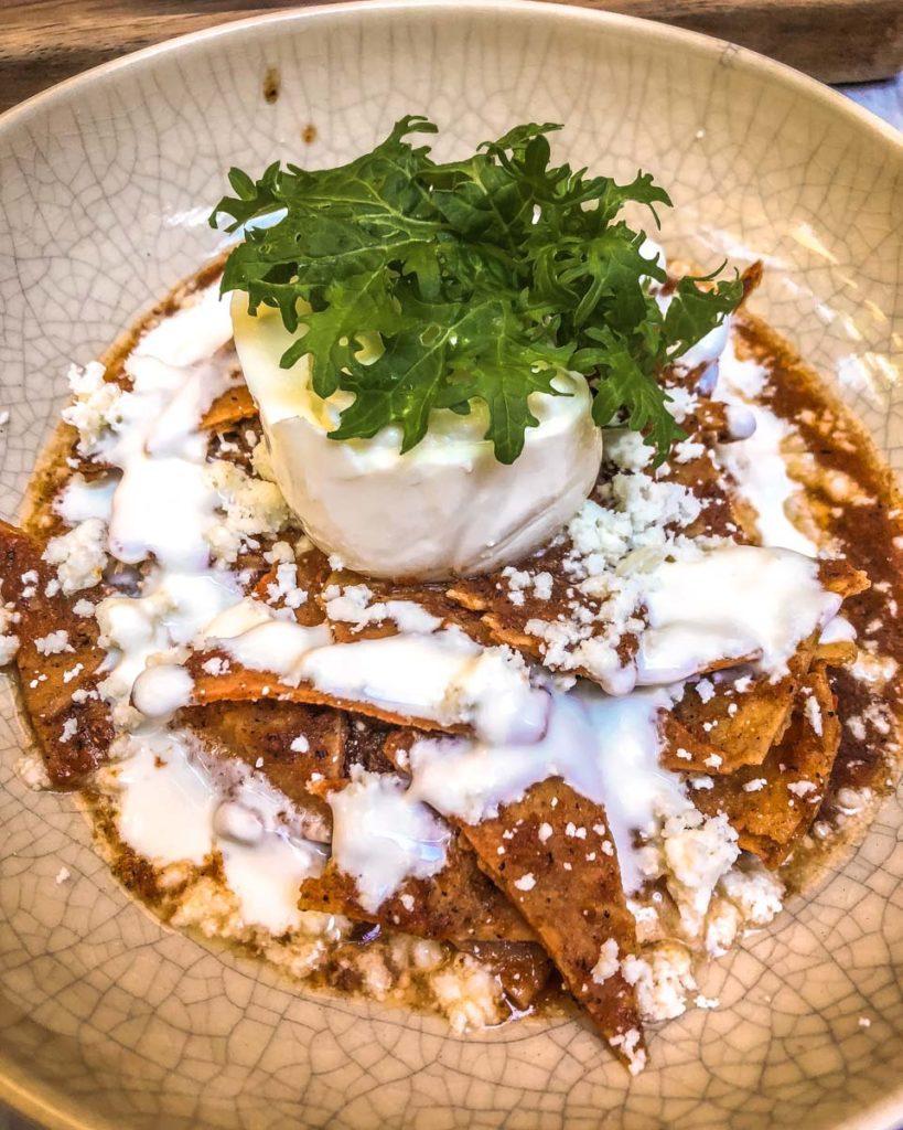 breakfast chilaquiles best hotel san miguel de allende
