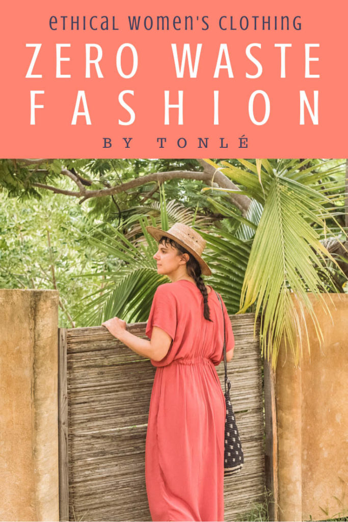 Copy of Tonle Ethical Women's Clothing Zero Waste Fashion copyLR