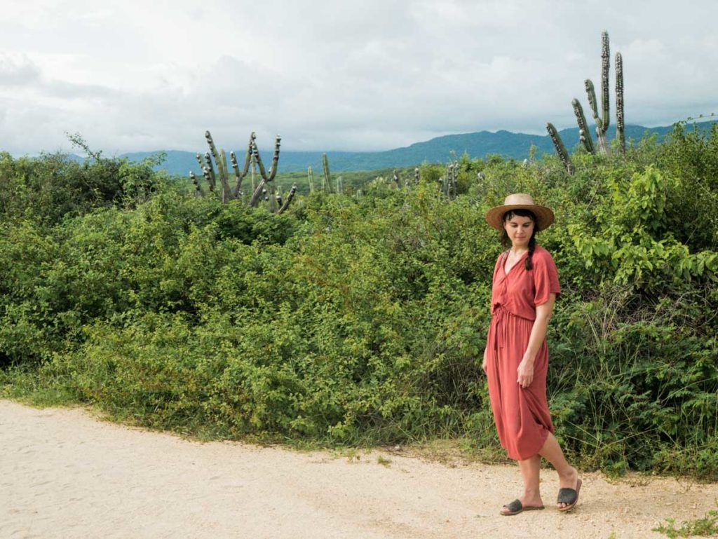 tonle women's dress caftan travel clothing