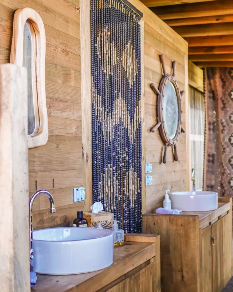 bathroom casitas by the sea