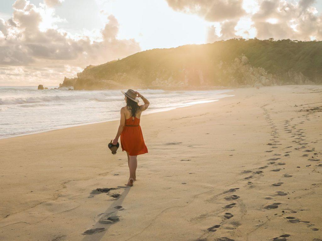 punta pajaros beach