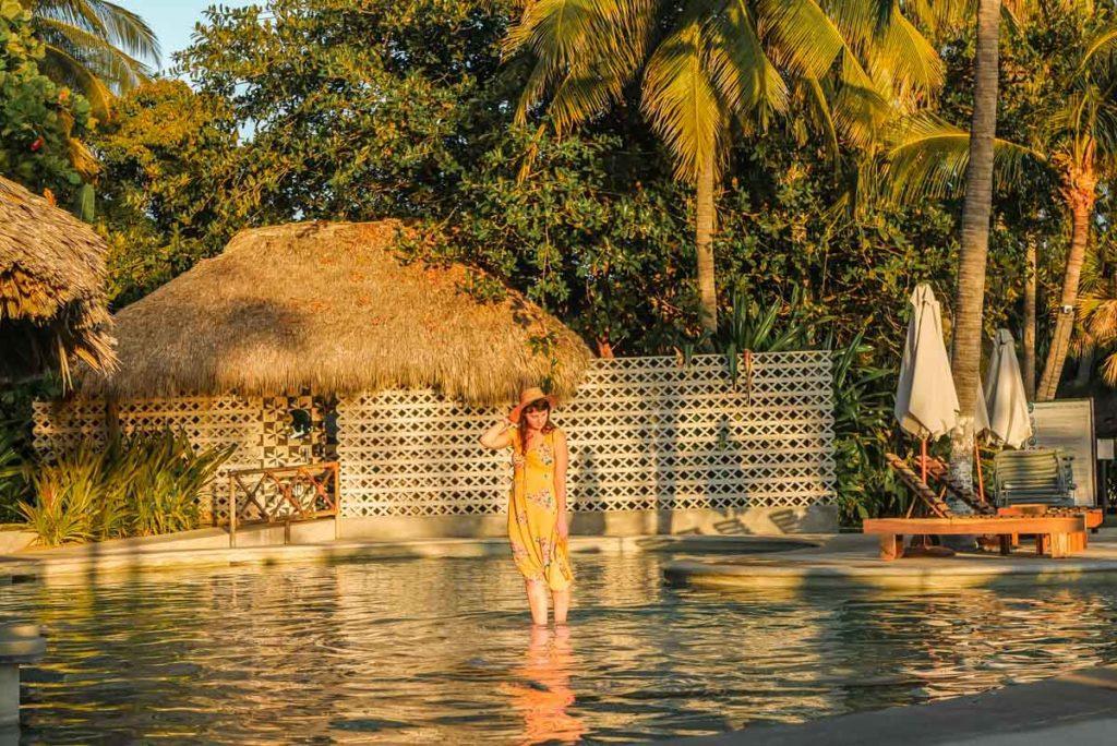 best hotels in puerto escondido beach club