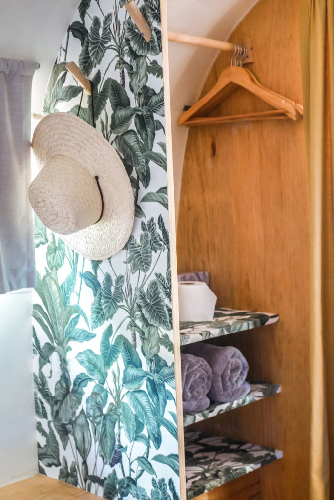 el capitan closet airbnb airstream oaxaca