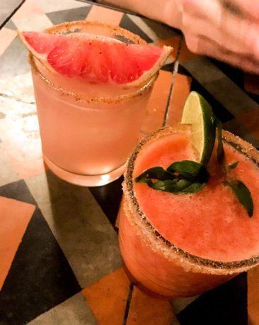 mezcal cocktail oaxaca food tour