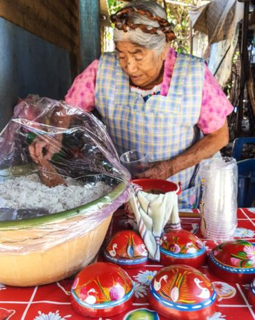 oaxaca food tour markets tejate