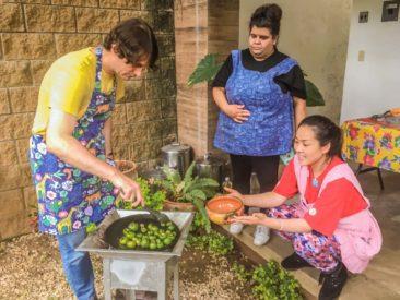 oaxaca retreats cooking class and demonstration