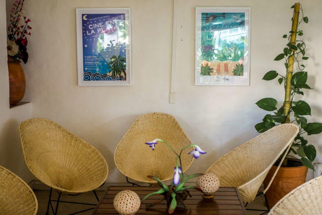 villasol decor best hotels in puerto escondido