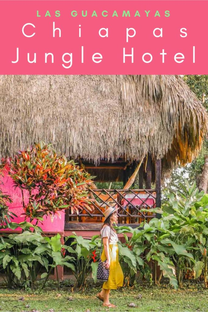 chiapas jungle hotel las guacamayas pinterest 4LR