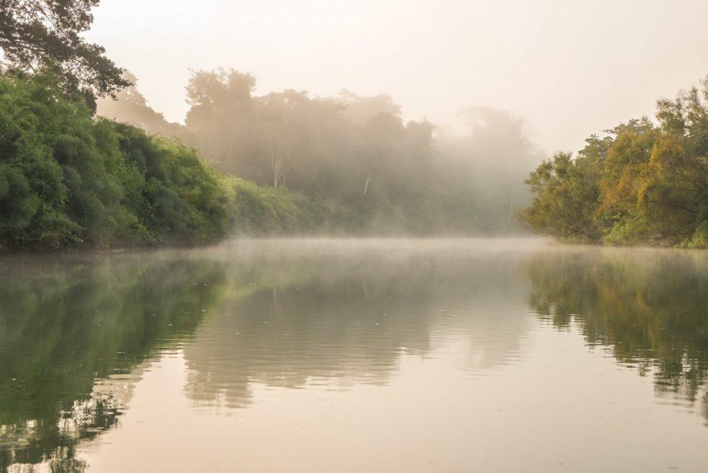 rio lacantun las guacamayas