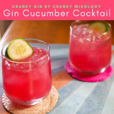 Copy of gin cucumber cocktail cranky ginLR