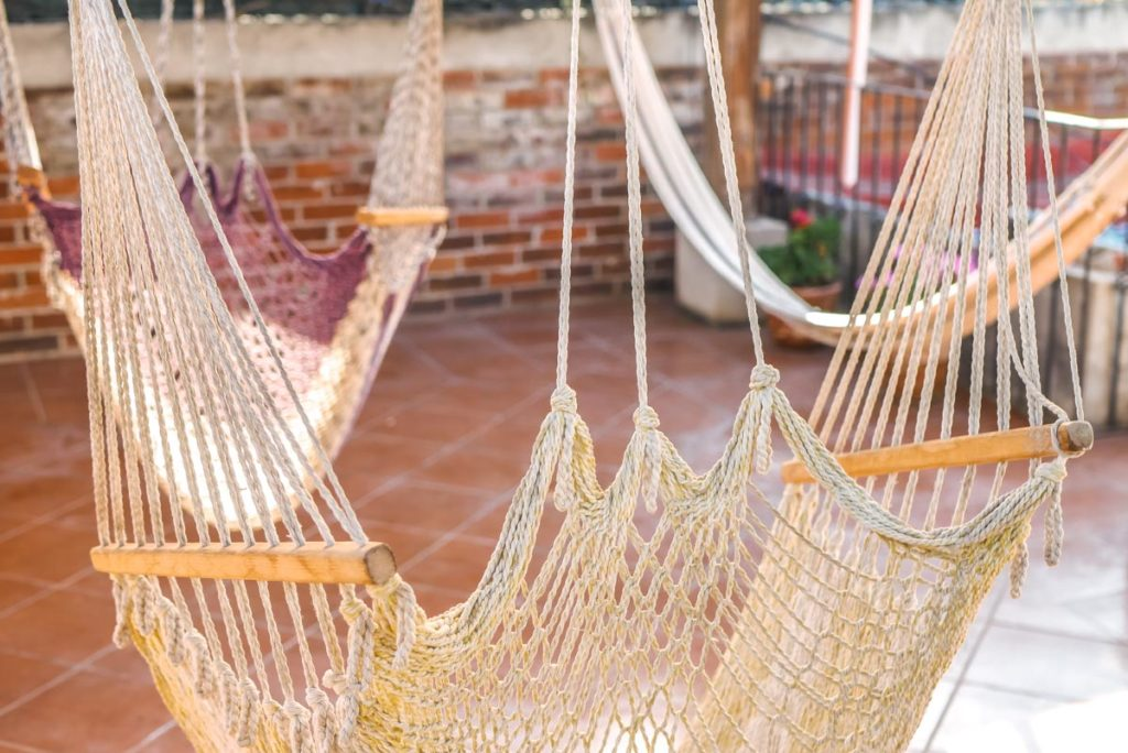 private-terrace-airbnb-antigua-guatemala