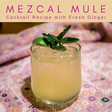 Copy of mezcal mule recipe