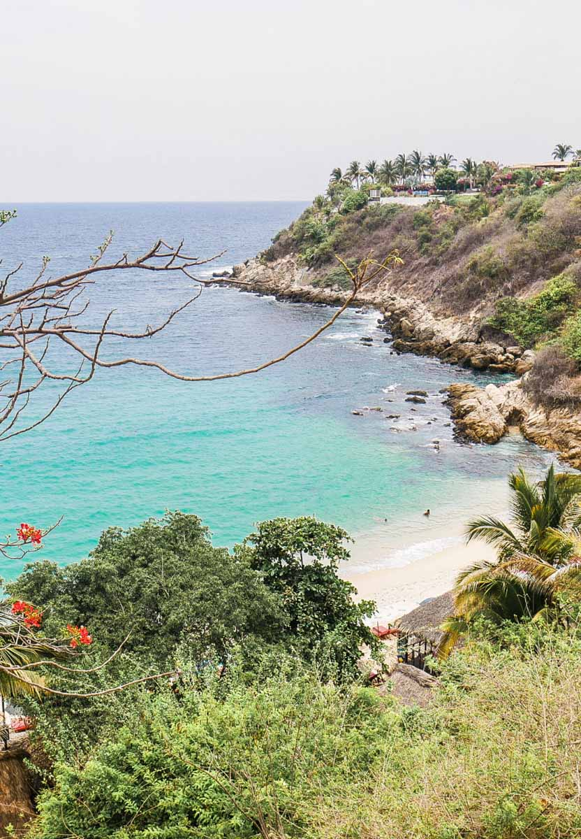 best oaxaca beaches playa carrizalillo