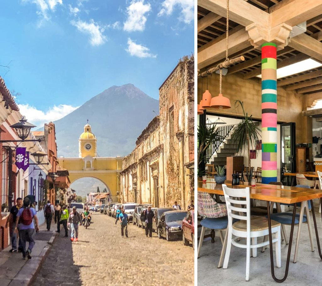 1 week guatemala trip antigua