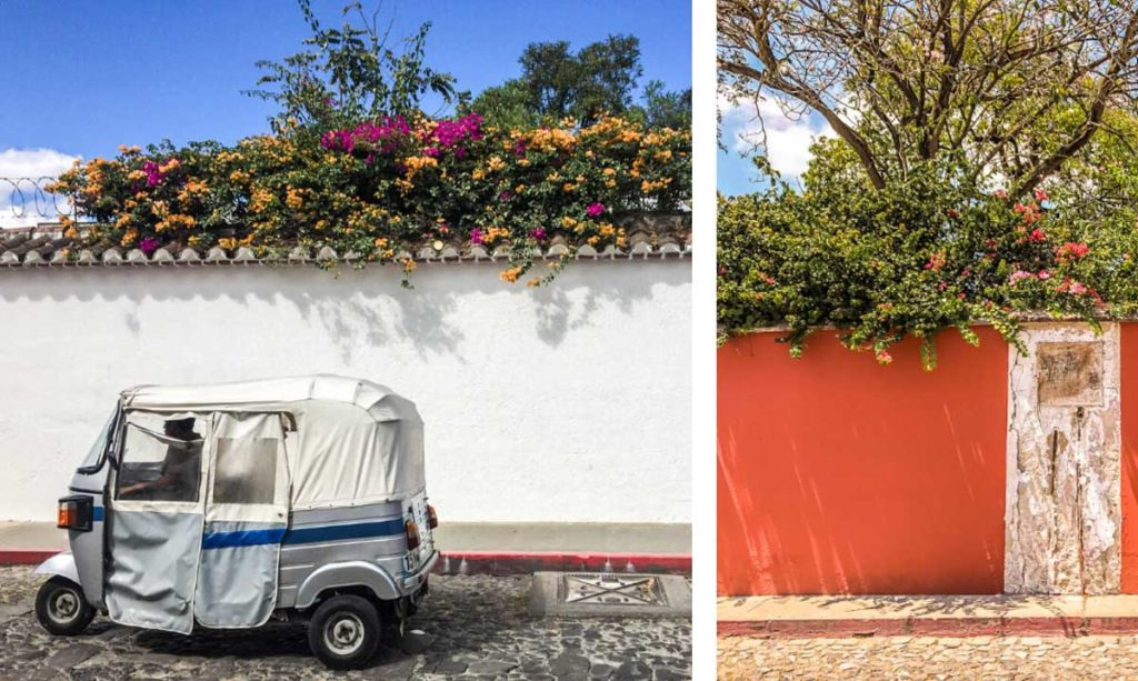 back to antigua guatemala itinerary