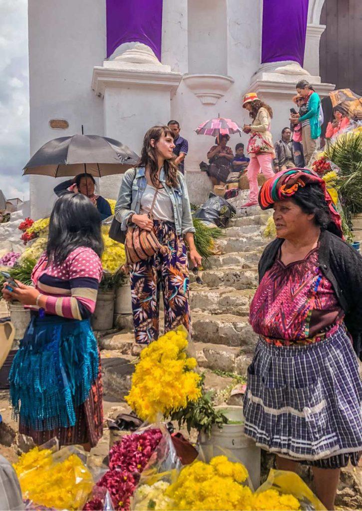 guatemala best markets chichicastenango