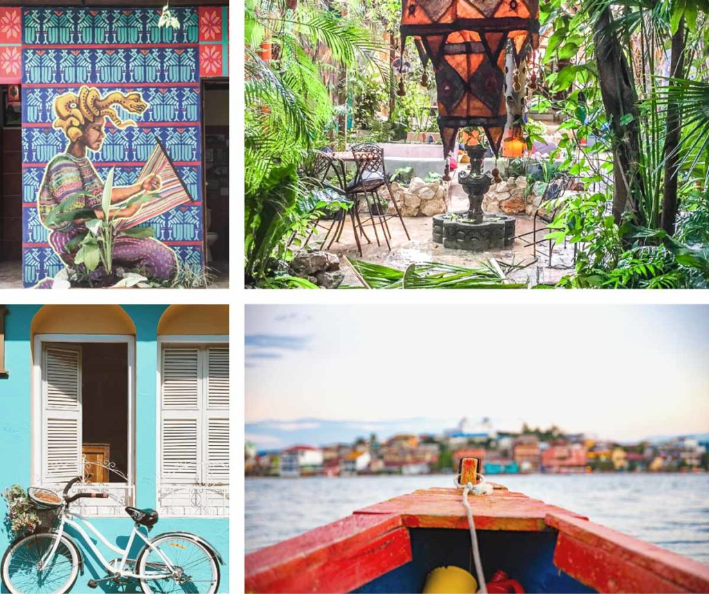 guatemala itinerary in flores