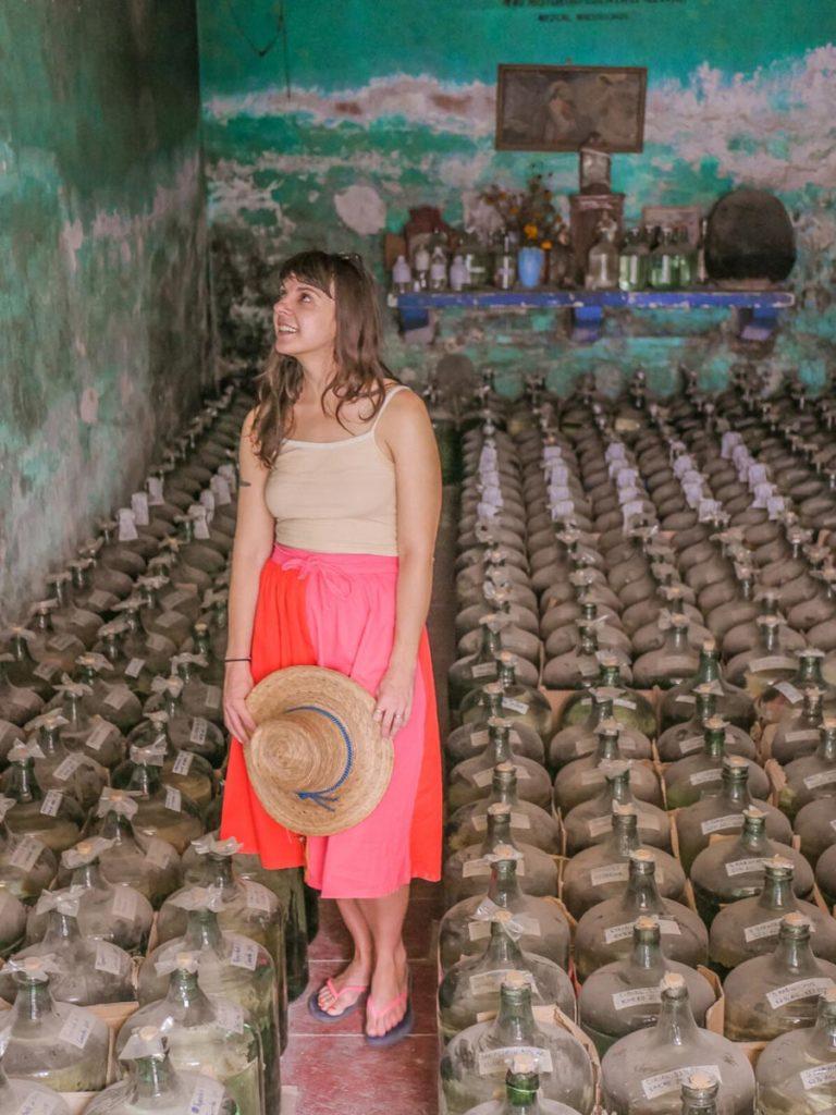 mezcal palenque oaxaca trip
