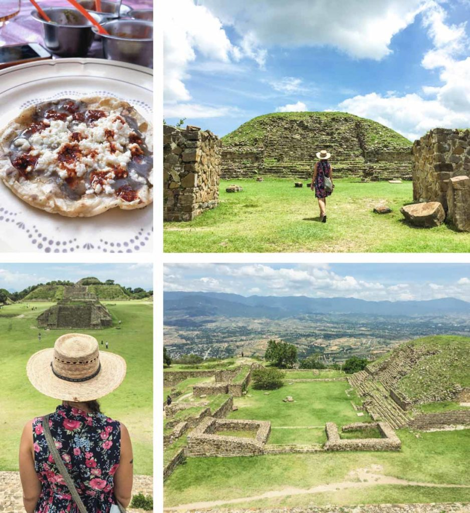 monte alban what to do in oaxaca