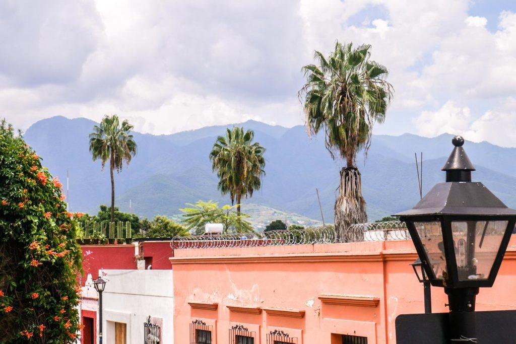 oaxaca city centro day 3 itinerary
