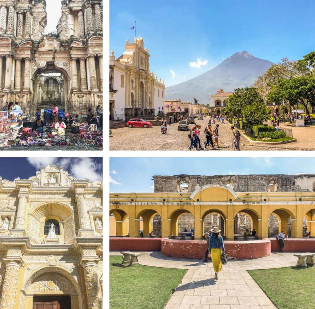 sites to visit in antigua guatemala