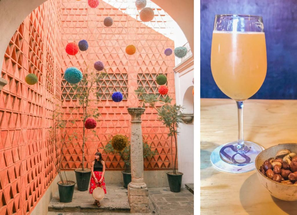 textile museum and craft beer in oaxaca trip