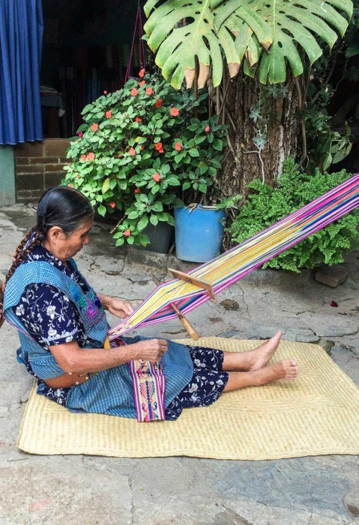 textiles in santo tomas jalietza navarro sisters