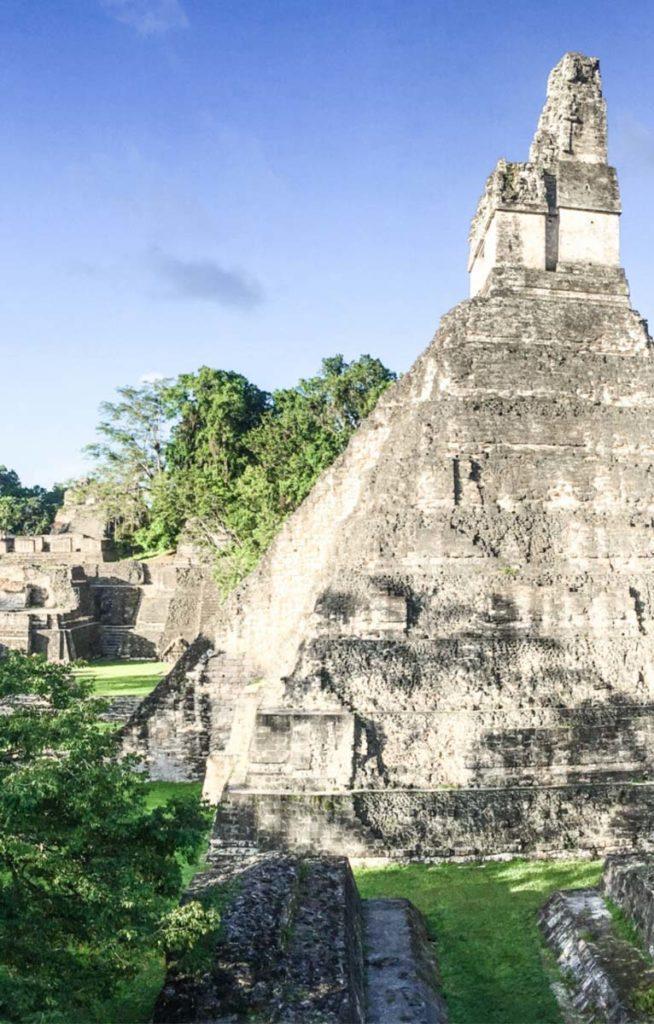 tikal ruins for guatemala trip