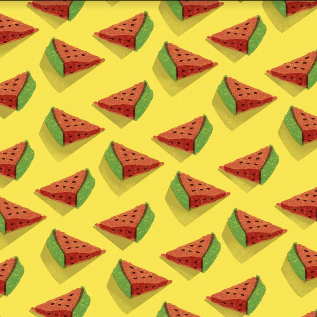 sandia watermelon