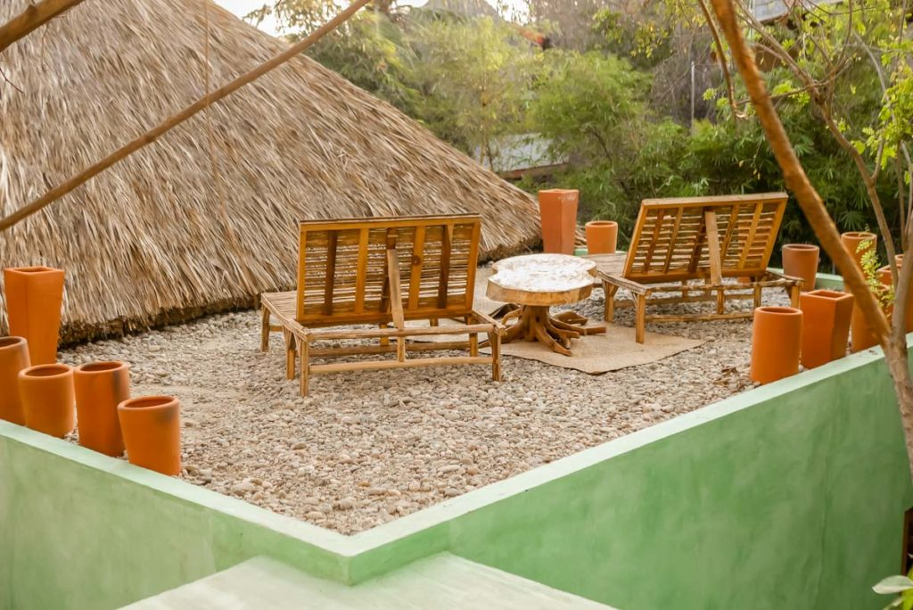 common areas oaxaca beach hotel