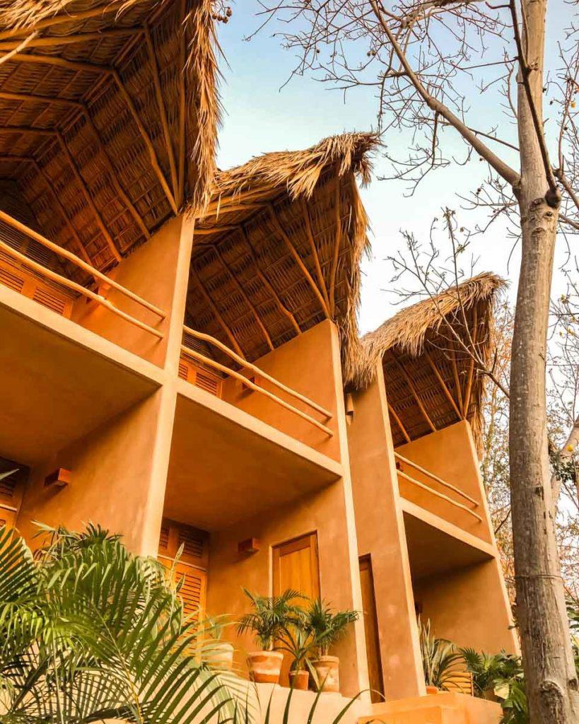 hotel in san agustinillo suites