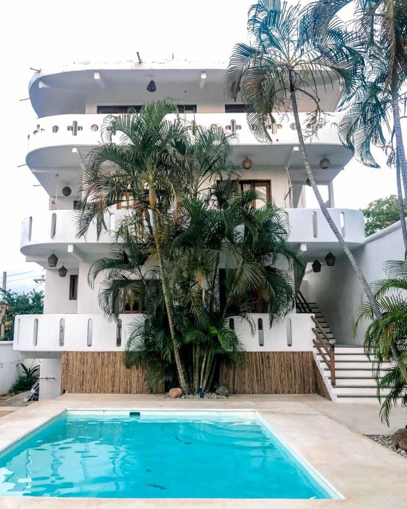casa baba oaxaca coast hotel with pool