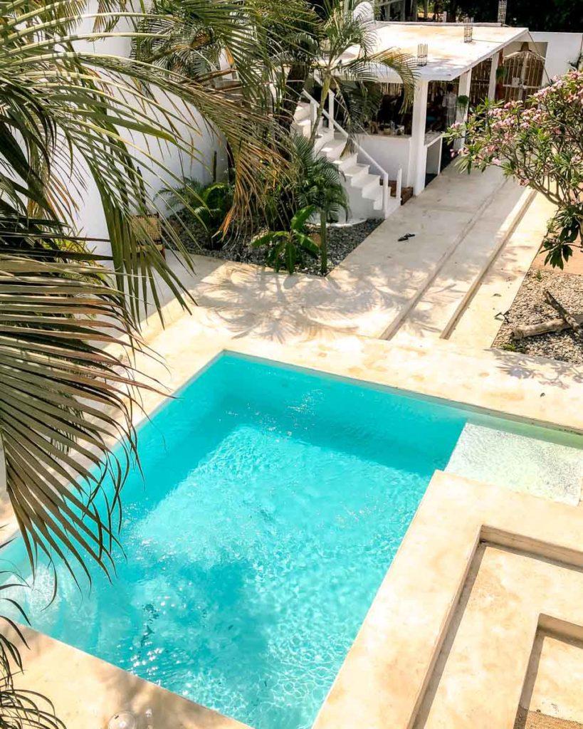 la punta hotel with pool