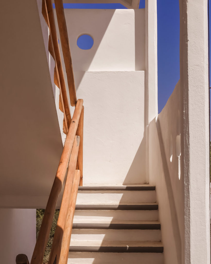 stairway casa baba