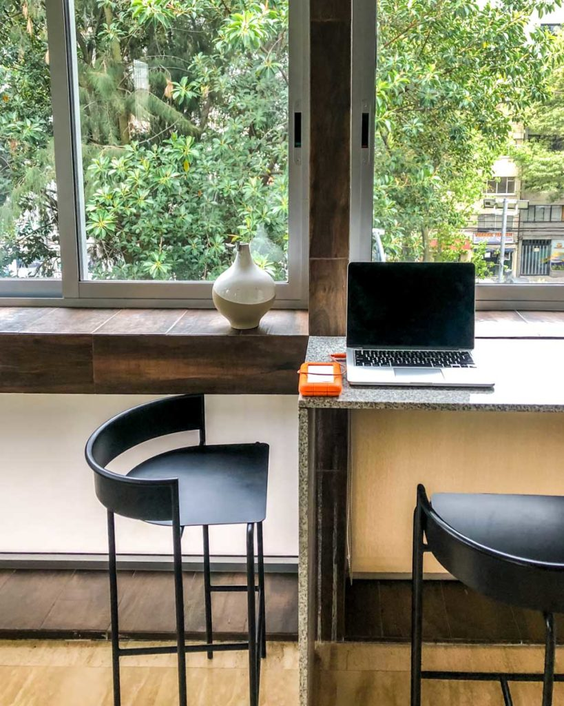 working space mexico city for digital nomads
