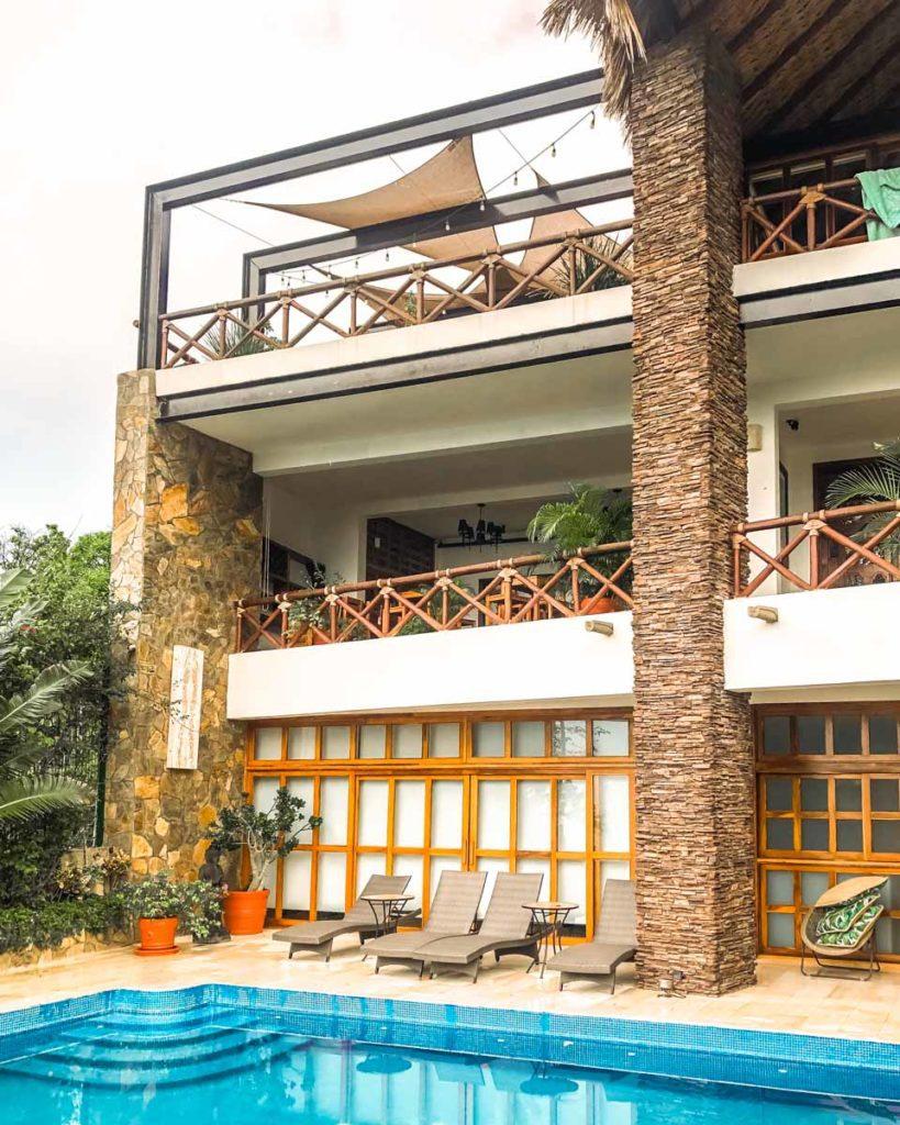 playa estacahuite oaxaca airbnb for groups
